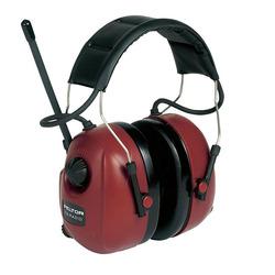 Kuulonsuojain, Peltor FM-Radio HRXS7A01 stereo, MP3