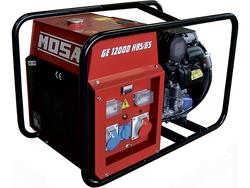 Mosa aggregaatti GE 12000 HBS/GS 13 kVA