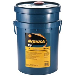 SHELL RIMULA R5 LE 10W-40 20L