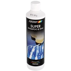 SHAMPOO JA VAHA SUPER 500ML