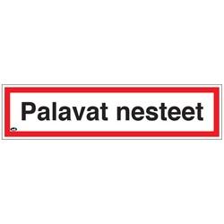 OPASTE PALAVAT NESTEET 400X100 TARRA