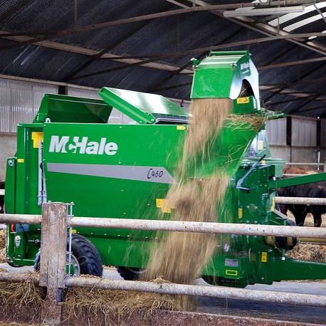 McHale C460 paalisilppuri