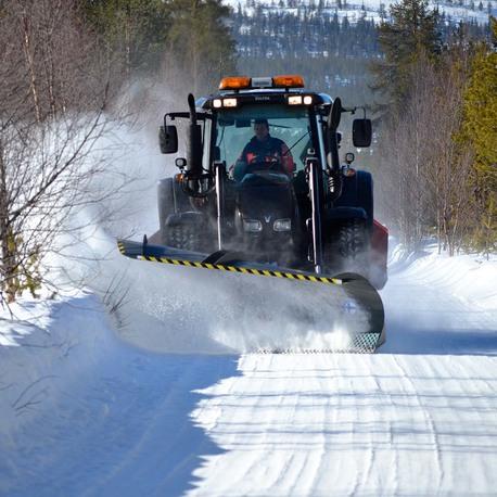Snowek AA 320 alueaura