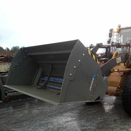 Snowek S 1500 hiekoituskauha